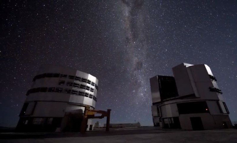 Shooting stars visible from Murcia: October 8 to 10