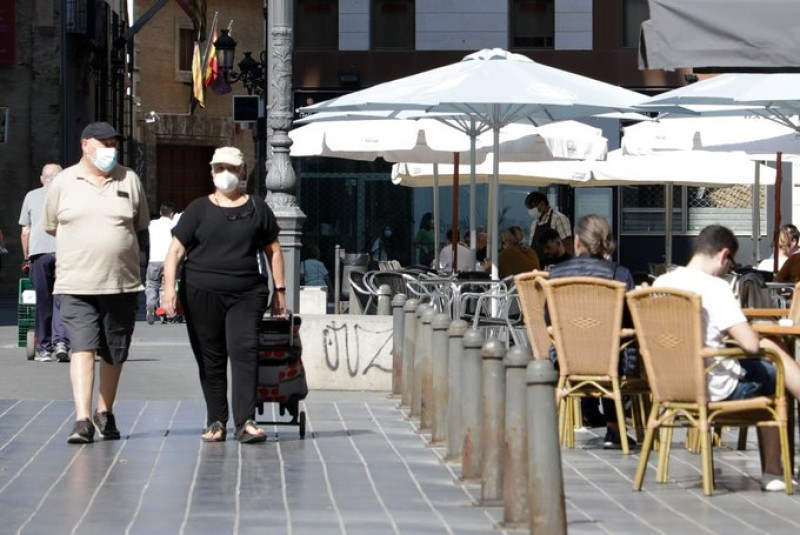 Bar and restaurant owners in Murcia criticise Covid restrictions