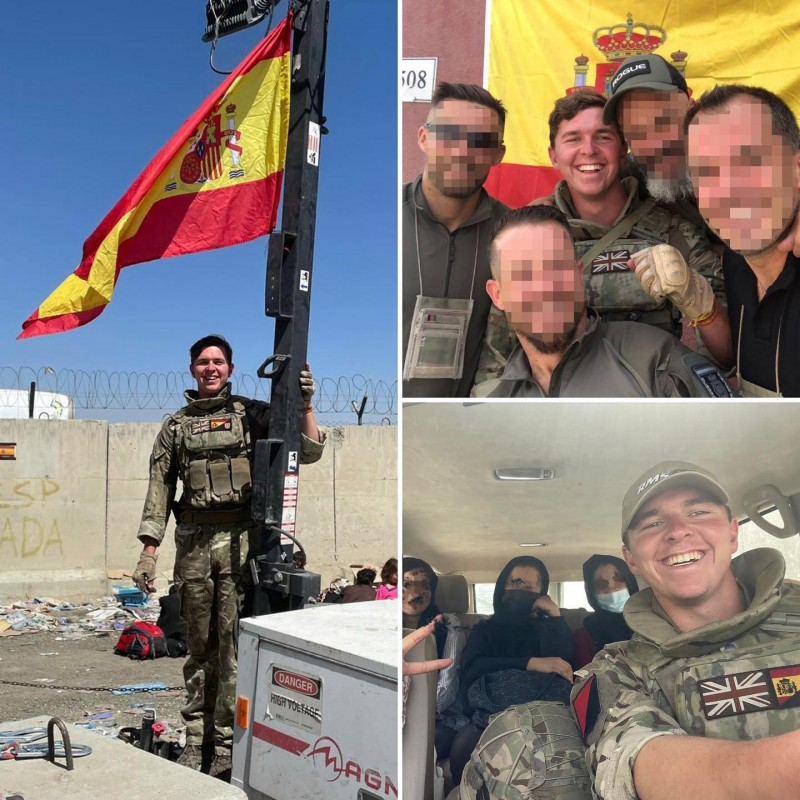 British soldier from Murcia hailed as hero by Spanish military