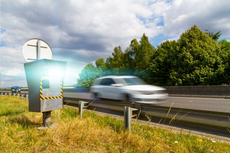 Spain plans to collect 1bn euros in traffic fines next year