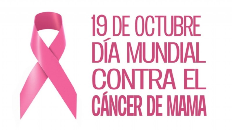 Alhama de Murcia lit up pink for World Breast Cancer Awareness Day: October 18 to 22