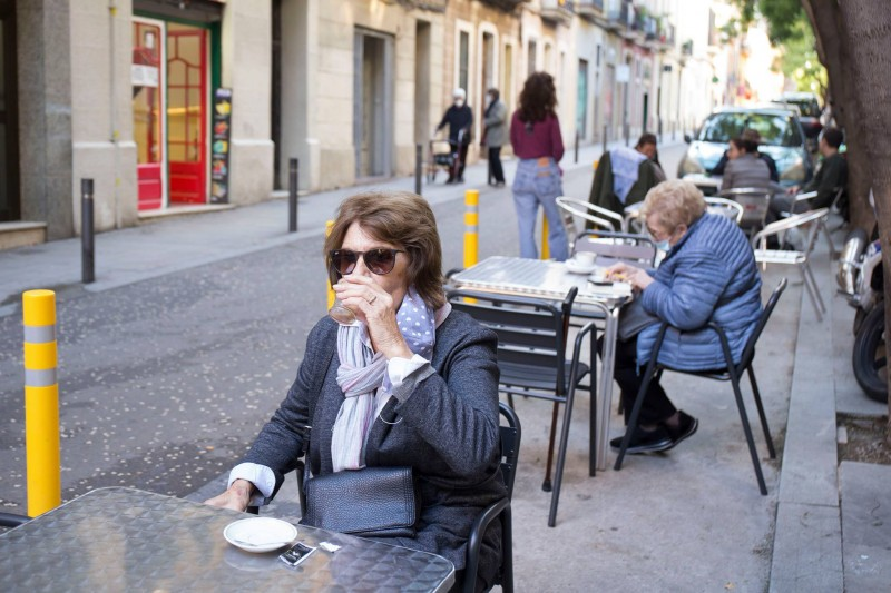 Covid terrace permissions in Murcia at risk of being revoked