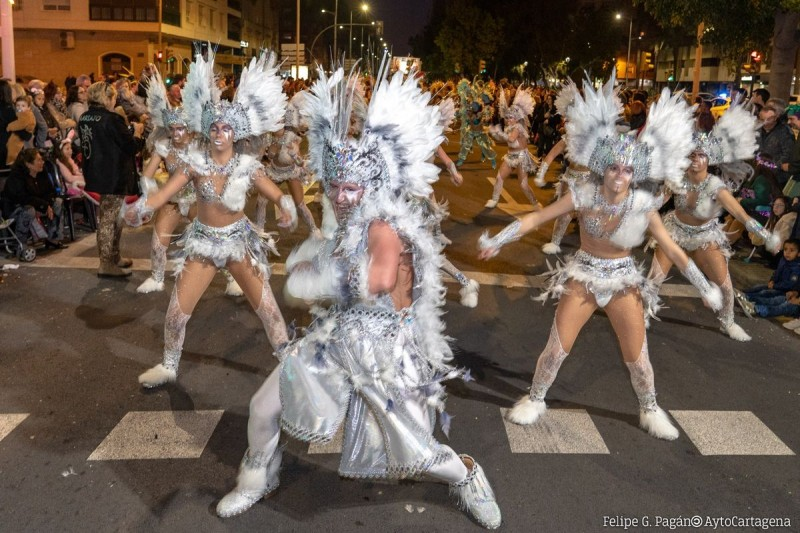 Carnival fever will return to Cartagena in 2022
