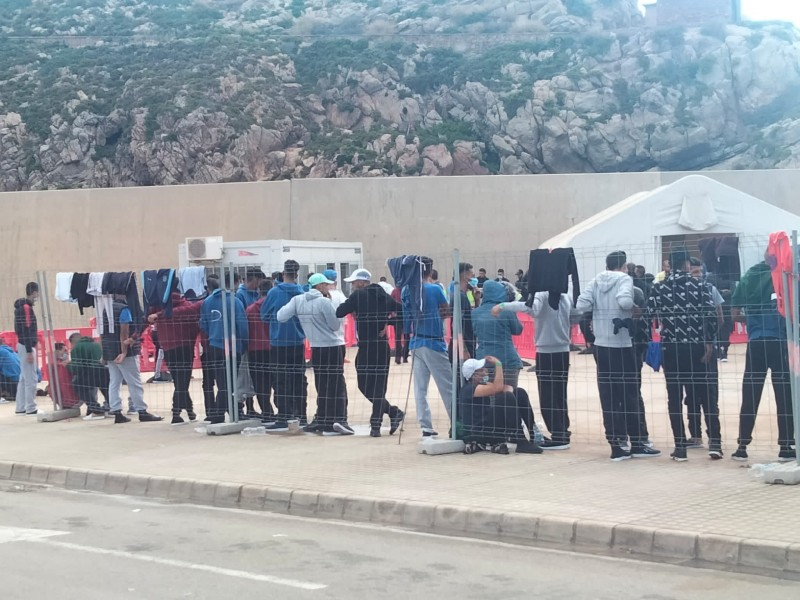 Criticism over how irregular immigration is handled in Murcia