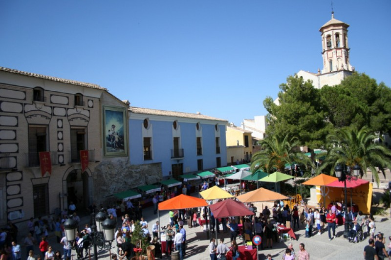 Four free weekend plans in Murcia: October 22 to 24