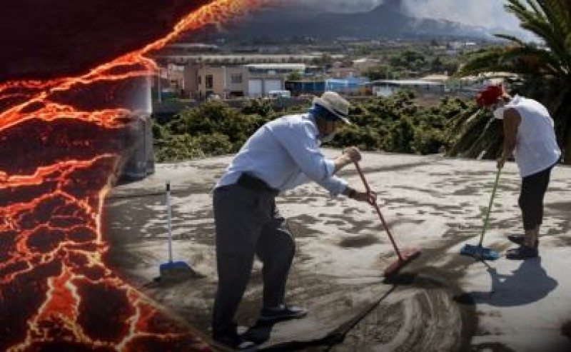 Alhama de Murcia residents organise collection for La Palma volcano victims