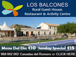 Los Balcones Rural Guest House Restaurant and Activity Centre