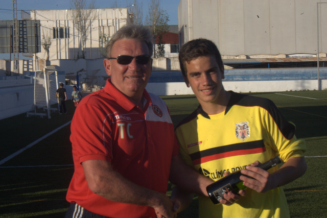 Mazarron win away to Santiago de la Ribera