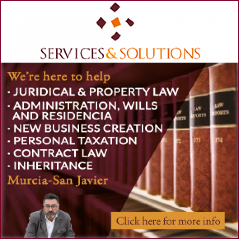Services & Solutions expat tax and legal advice in Murcia