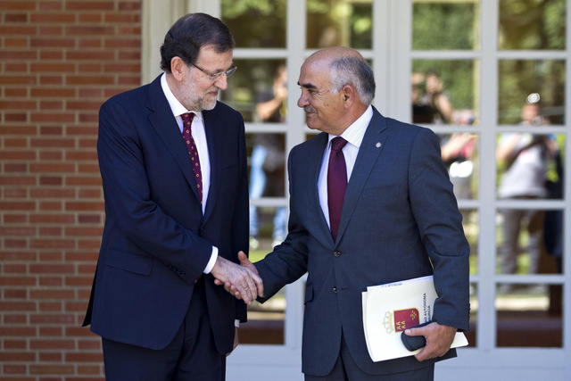 <span style='color:#780948'>ARCHIVED</span> - Rajoy promises drought aid for Murcia