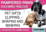 Pampered Paws Costa Calida: High quality grooming, clipping and shaping