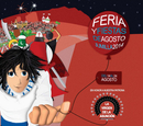 Fiesta de la Vendimia de Jumilla y Feria 2014 14th to 24th August