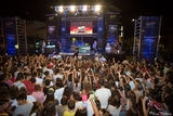 Thousands enjoy free 40 Principales hot mix tour in San Javier