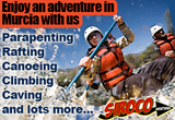Adventures across Murcia with Siroco Aventuras