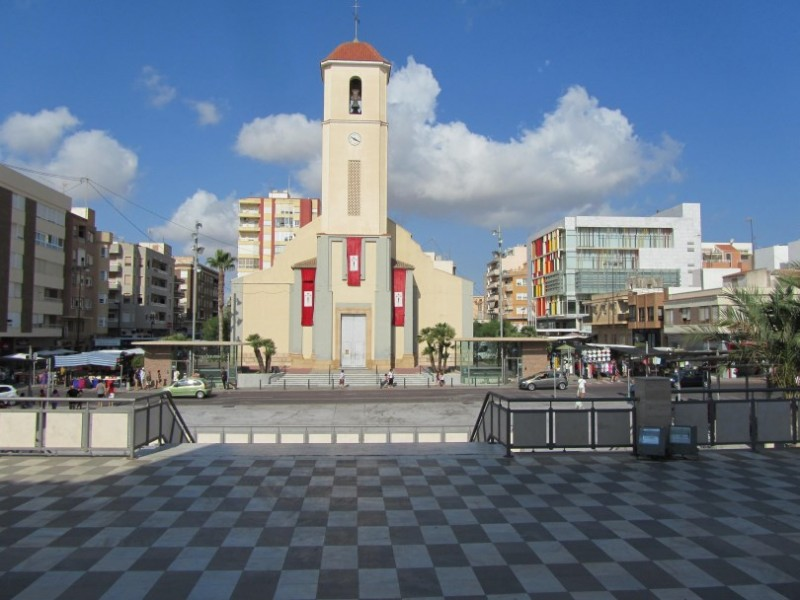 Churches in Guardamar del Segura