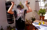 Sucina Mayor dares Murcia Mayor to take up the ice bucket challenge