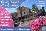 Everything in the garden: garden design and landscaping