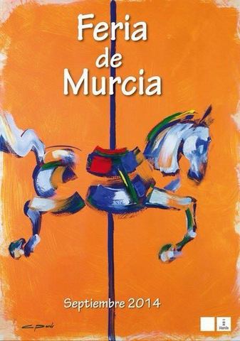 <span style='color:#780948'>ARCHIVED</span> - Murcia Feria, first weekend 5th to 8th September