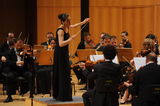 10th October, orchestral music at the Auditorio Víctor Villegas in Murcia