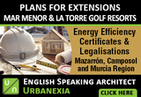 Urbanexia architects in the Region of Murcia and Alicante