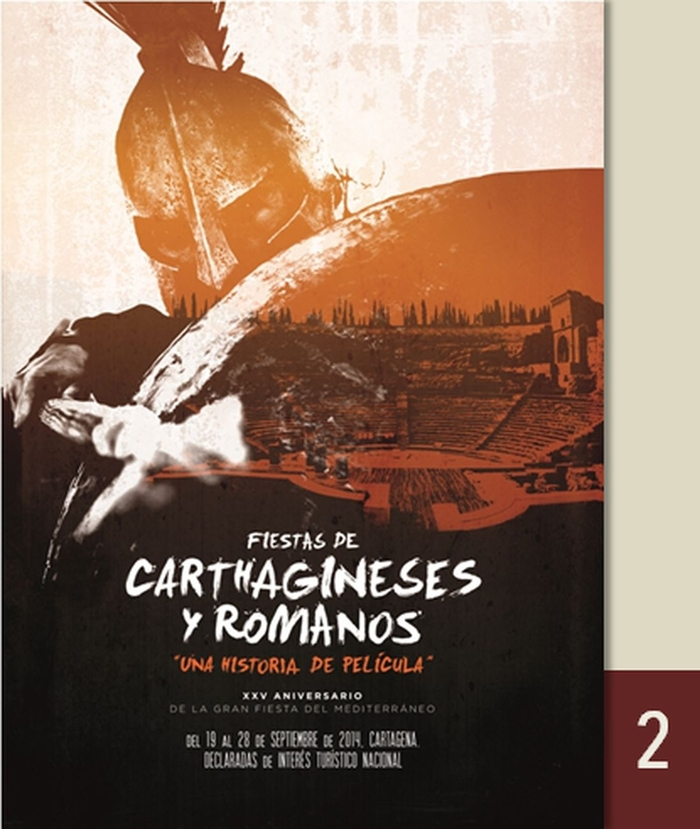 <span style='color:#780948'>ARCHIVED</span> - Romans and Carthaginians in Cartagena from 19th to 28th September 2014