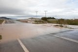 Complaints about condition of La Manga-Los Nietos road