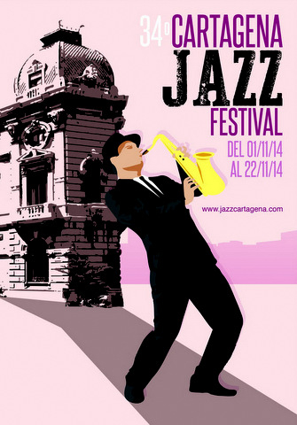<span style='color:#780948'>ARCHIVED</span> - 34th Cartagena Jazz Festival, 1st to 22nd November 2014