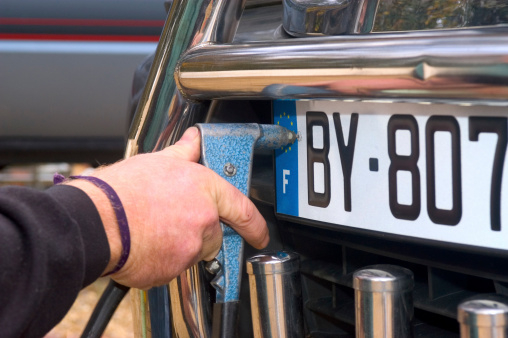 Changing a car to Spanish registration plates: the law as it stands
