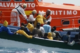 25 more immigrants intercepted off the coast of Cartagena