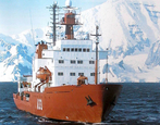 Oceanographic researchers sail for Antarctica from Cartagena