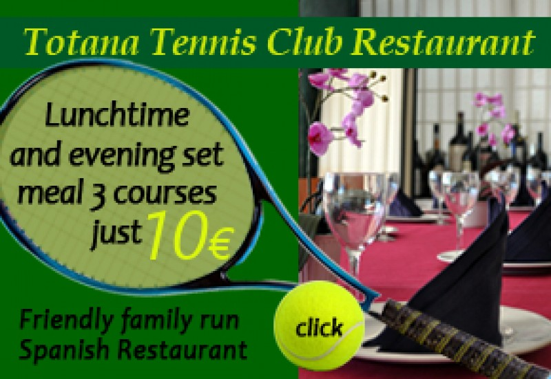 Tennis Club Restaurant Totana