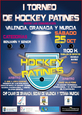 25th October, roller hockey tournament in Totana