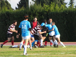 Rugby games, Murcia region, Saturday 25th October