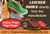 Factory Tours of Toballe Calzados Spanish footwear manufacturer Totana