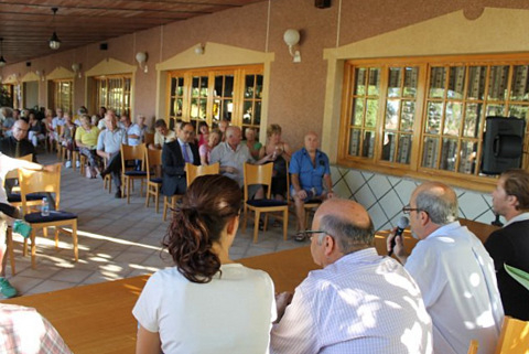 Mazarrón Mayor meets Camposol residents