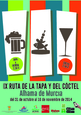 31st October and 16th November, Alhama de Murcia Tapas Route