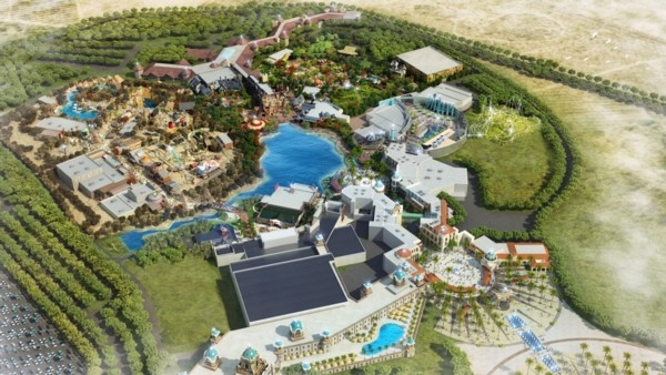 European green light for Paramount theme park in Alhama de Murcia subsidy