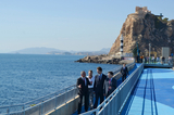New seafront promenade opened in the fishing port of Águilas