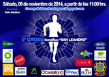 8th November, charity cross country race organized by Cartagena Policía Local
