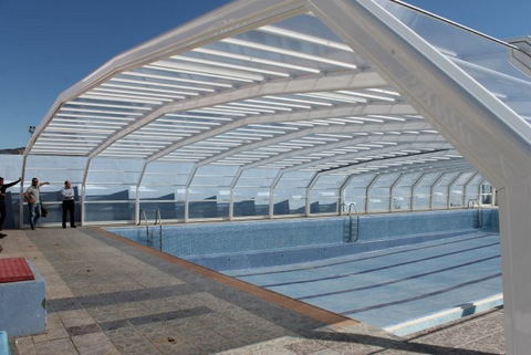 Murcia Today Mazarr N Swimming Pool Improvements Near Completion