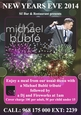 New Year's Eve at Si Bar on La Manga Club