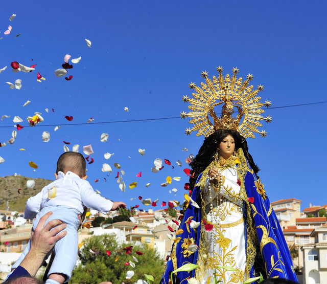 <span style='color:#780948'>ARCHIVED</span> - 14th to 23rd November, Fiestas del Milagro in Mazarron