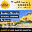 Solhuse Real Estate, quality coastal property in the Mazarrón area