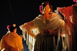 Lorca folk festival this weekend as Fiestas of San Clemente continue