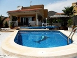 249.950€ Detached Villa, Bolnuevo, Mazarron, Another World Property