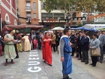 Mediaeval market opens for this weekend in Lorca