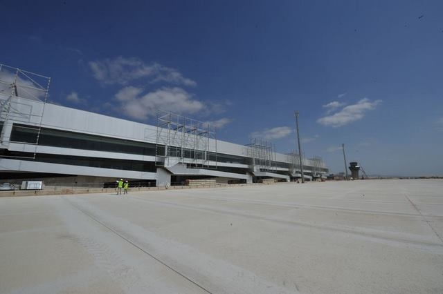 <span style='color:#780948'>ARCHIVED</span> - Aeromur and Murcia govt maintain Corvera Airport will open on 2nd April