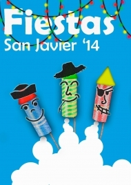 <span style='color:#780948'>ARCHIVED</span> - 21st November, to 8th December Fiestas Patronales San Javier 2014