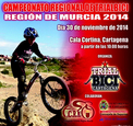 30th November, regional trial bike championship in Cartagena