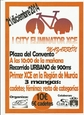 21st December XCE mountain bike competition in Mazarrón
